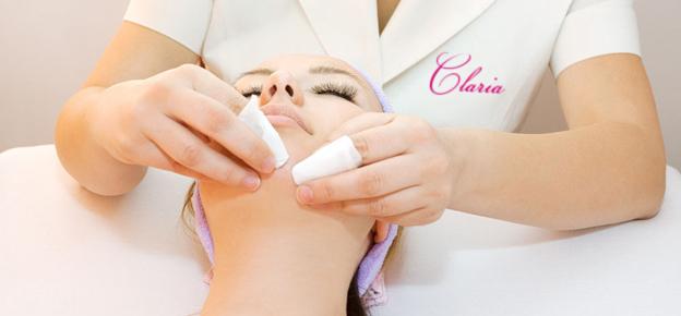 instytut Zdrowia i urody claria chorzow lubliniec oczyszczanie manualne