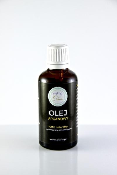 piekno by claria olej arganowy