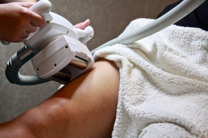 Claria Endofocus endomasaż podciśnieniowy, redukcja tkanki tłuszczowej, redukcja cellulitu